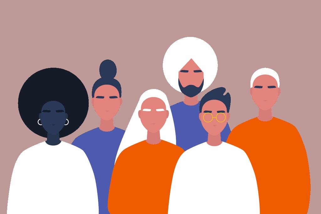 group transparent