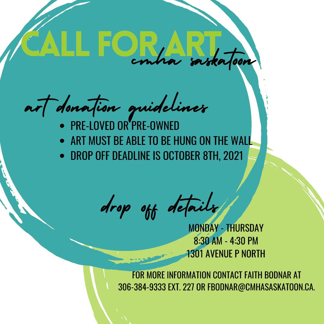 Call for Art Instagram 2
